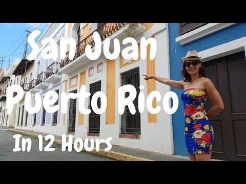 San Juan, Puerto Rico, In Just 12 Hours (2018) │ My Travel Journal