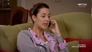 Leyla ile Mecnun - Mecnun'la Leyla'nın Telefon Konuşması [HD]