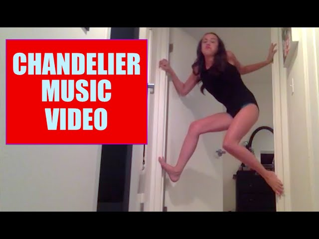 Sia - Chandelier (Miranda Sings cover) #1