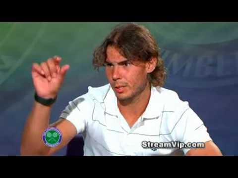Rafael Nadal shows why he's No.1 ( Wimbledon 2010 )