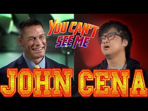 JOHN CENA SPEAK CHINESE?!!