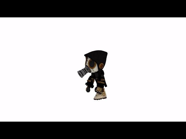 Seekers & Keepers - Steampunk Animation Walking