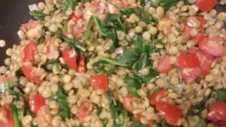 Delicious & Healthy Lentil Salad Recipe