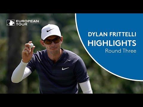 Dylan Frittelli Highlights | Round 3 | 2018 Maybank Championship