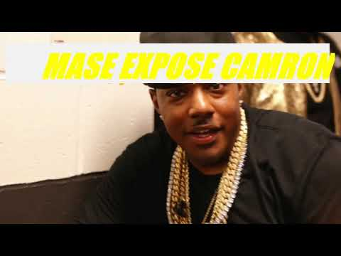 Mase Goes Off On Camron And Jim Jones Interview