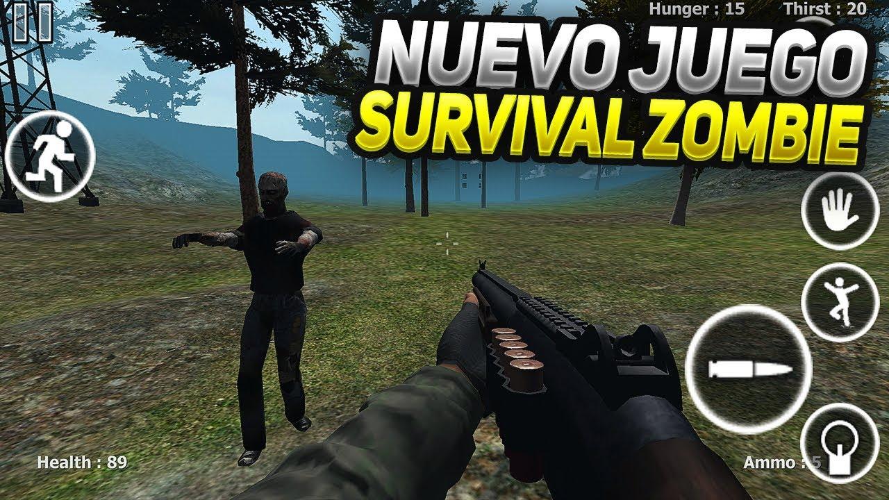Descarga Nuevo Juego Supervivencia Zombie Offline Android Youtube