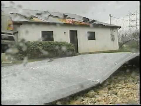 San Antonio Tornado-1992 KSAT News