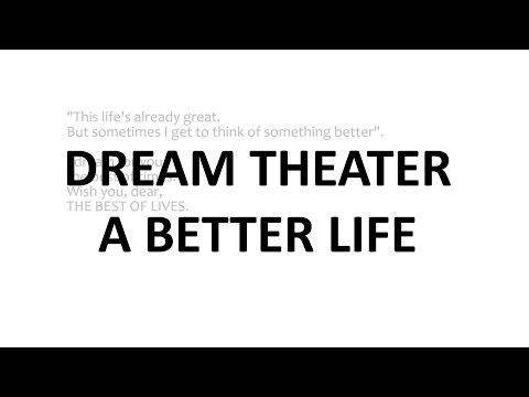 Dream Theater - A Better Life (Studio)