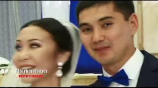 Свадьба в Талдыкоргане Ержан Гульсана