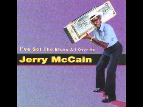 Jerry Boogie McCain - Super Woman