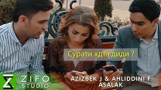 Азизбек Ч ва Ахлиддини Ф - Асалак | Azizbek J & Ahliddini F - Asalak