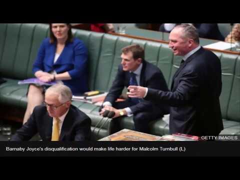 Could dual citizen row threaten Australia's government - Duur: 3:48.