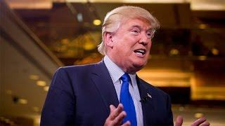 Donald Trump: The Full 'With All Due Respect' Interview