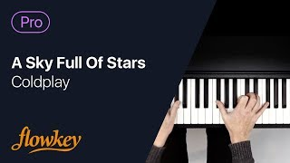 Coldplay – A Sky Full Of Stars (Beautiful Piano Arrangement)