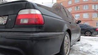 BMW e39 за 350 000. Ищем живой вариант. Часть 1.