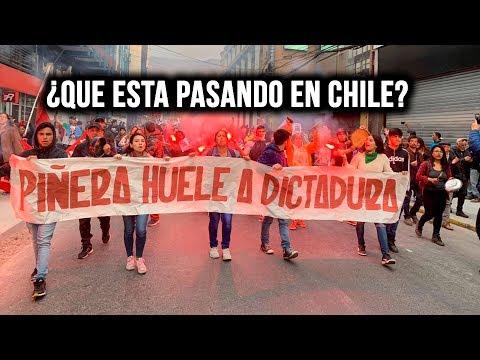 NOTICIA De ÚLTIMA HORA ¿Qué Está PASANDO En CHILE?