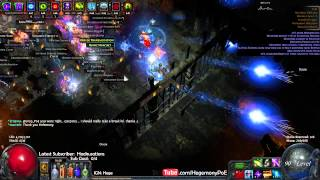 Path of Exile Act 4 Beta: More Tanky Visuals with Voltaxic LA Ranger