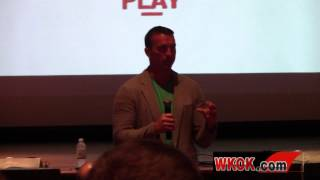 Chris Herren, former Boston Celtic 9/15/15