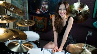 BAD WOLVES - ZOMBIE - DRUM COVER BY MEYTAL COHEN MP3