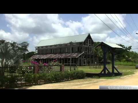 Peperpot, Suriname