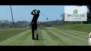 Gregory Havret DL US Open Pebble Beach Super Slow Mo 600 FPS