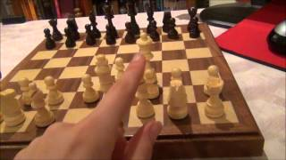 Four Move Checkmate: Tutorial