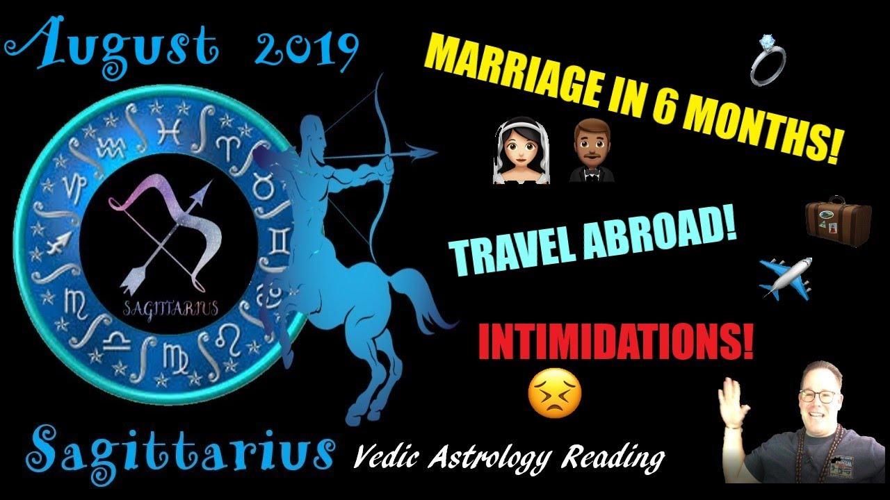 Repeat Sagittarius August 2019 Predictions | Vedic Astrology | Thor