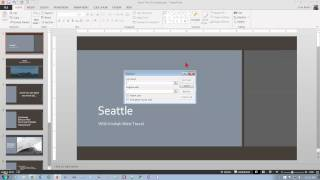PowerPoint 2013, Go! Project 1B, part 1 of 2