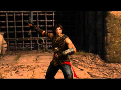 Prince of Persia Forgotten Sands I stand alone