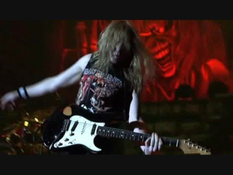 Iron Maiden - The Number of the Beast with giant EDDIE mp3