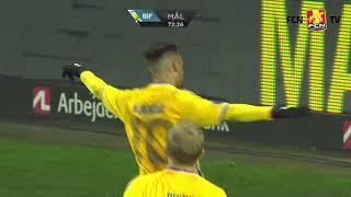 Highlights: Brøndby IF - FC Nordsjælland: 4-2