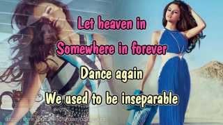 Selena Gomez - Love Will Remember [Official Karaoke / Instrumental]