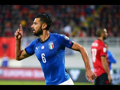 Highlights: Albania-Italia 0-1 (9 ottobre 2017)