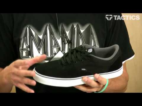 Vans Rowley Style 99 s Skate Shoes review. Tactics Boardshop e989af6f3