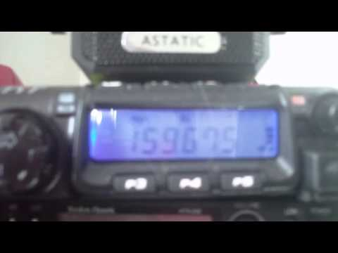 Hunters or Truckers on 159.675 MHz Business Radio Service