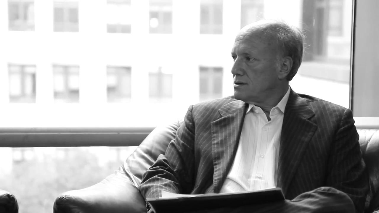 Profile of Dr  Bruce Miller