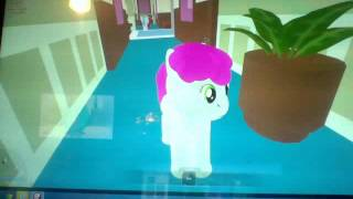 roblox letz play! with peanut butter and twilight sparkle!
