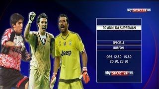 Speciale Buffon,Sky Sport 24 [19.11.2015]
