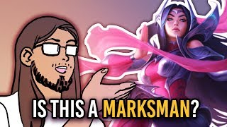 Imaqtpie - IS THIS A MARKSMAN?