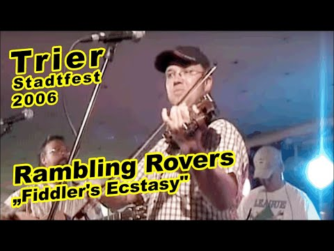 "Rambling Rovers: ""Fiddler's Ecstasy"" (Instrum., Tradit.) (3:11)"