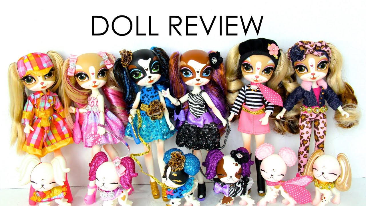 Doll Collection Pinkie Cooper Plus Custom Mlp