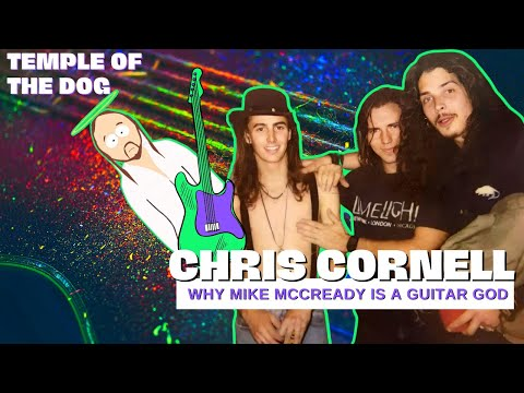 Chris Cornell on Mike McCready and the song Reach Down