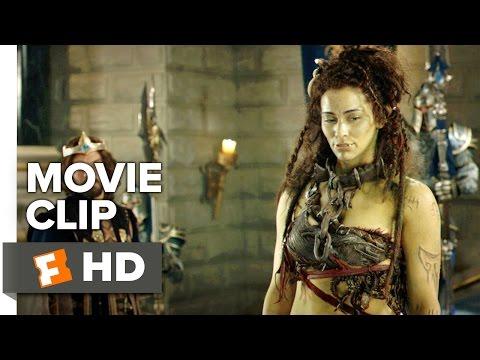 Warcraft Movie Clip King Llane Asks Garona To Help Them 2016