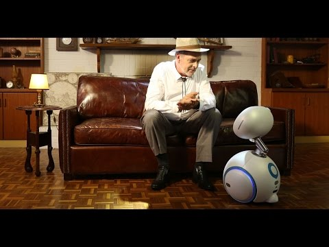 ASUS Zenbo Presentation - The $599 Personal Robot