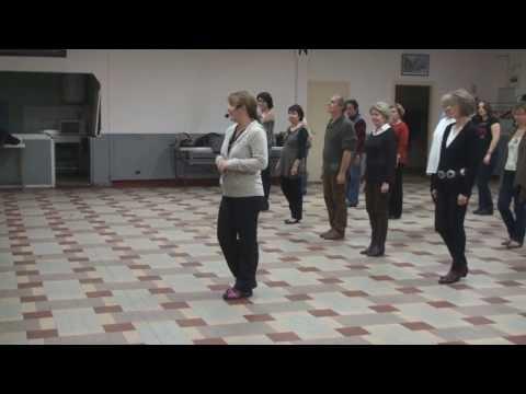 wagon wheel line dance instructions