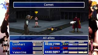 FF7 New Threat Mod [v1.2] Episode 14: Character Sidequests Part 1