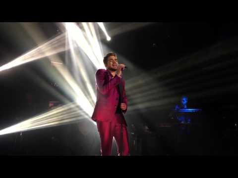 Adam Lambert - There I Said It Nagoya 2016-01-13