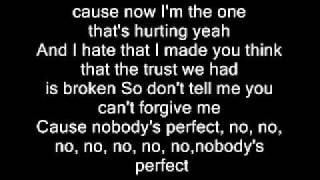 Jessie J Nobody 39 s Perfect Lyrics.mp3