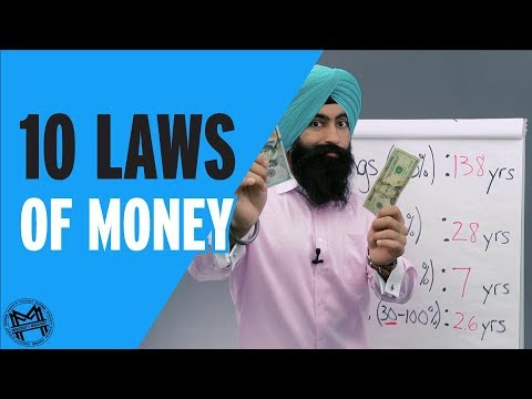 The 10 Laws Of Money