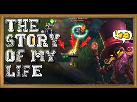 League of Legends Montage THE STORY OF MY LIFE [1080p/deutsch]